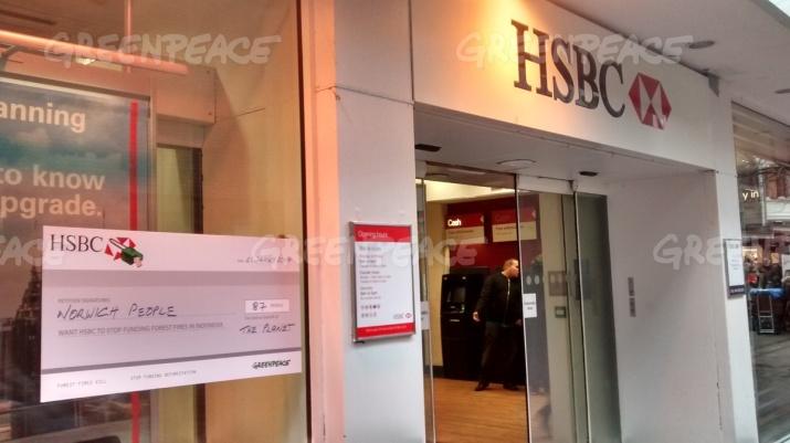 HSBC Action
